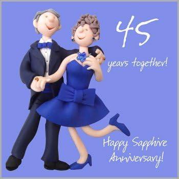 Fax Potato Biglietto di auguri, per 10° anniversario di matrimonio