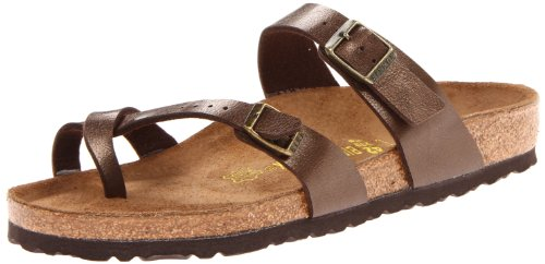 Birkenstock Women's Mayari Sandal,Toffee,39 EU/8-8.5 M US (Best Shoes Out Right Now)