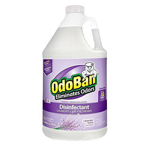 OdoBan Disinfectant Odor Eliminator and All Purpose Cleaner Concentrate, 5 Gal Scent Assortment by OdoBan (Image #8)