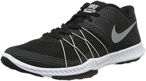 Nike 844803-001 Herren Turnschuhe Schwarz