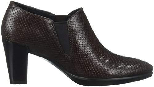 ECCO Women's Shape 55 Plateau Stack Shootie Platform Pump Coffee deals cheap online clearance pictures cheap sale low price fee shipping excellent cheap price VmJEmvRd7H