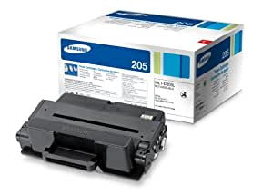 Samsung MLT-D205L Toner 5K Yield for Printer Models ML-3312ND, ML-3712ND and ML-3712DW