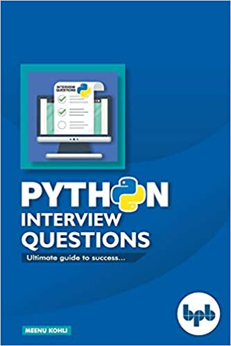Python Interview Questions -Taming The Python: 1