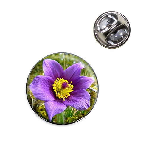 pasque flower south dakota state flower lapel hat tie pin tack buy online in oman products in oman see prices reviews and free delivery in muscat