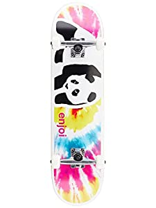 Enjoi Negative Space Tie Dye Complete 8.0 x 31.7