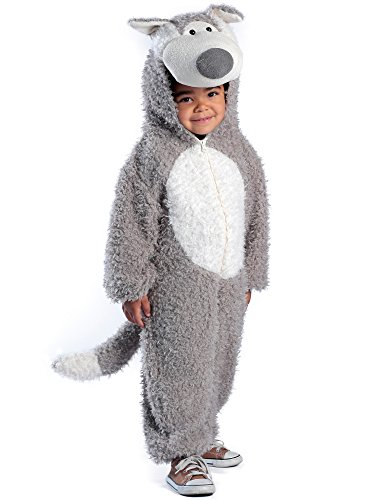 [Baby & Kids Big Bad Wolf Halloween Costume 6-12 MOS. (13-22 LBS.)] (Wolf Halloween Costumes)