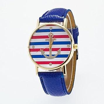 Fashion Watches Relojes Hermosos, Reloj de Pulsera de Ocio de Moda 2016 Hombres y Las