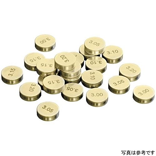 ワイセコ Wiseco バルブシム キット 直径 10.00mm 28サイズ入り 167200 VSK3   B01MRJOJP0