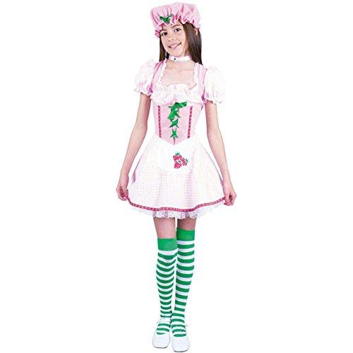 Child (Strawberry Shortcake Costume Shoes)