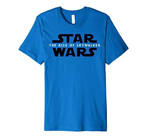 Star Wars The Rise Of Skywalker Movie Logo C2 Premium T-Shirt