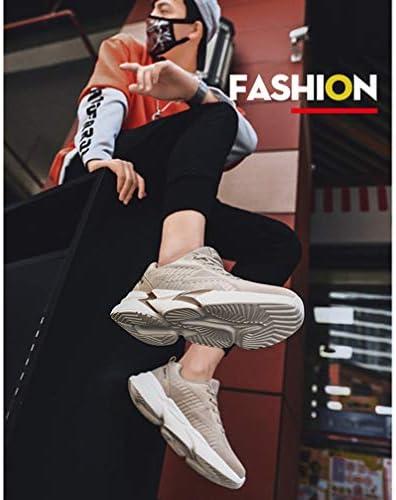 軽量 ニット スニーカー メンズ カジュアルシューズ ラウンドトゥ ローカットスニーカー 大きいサイズ メッシュ 通気性抜群 滑り止め 超軽量 スポーツシューズ クッション ウォーキング ランニング 厚底スニーカー
