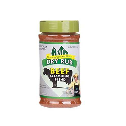 Green Mountain Grill Gmg7001 Beef Dry Rub