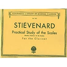 G. Schirmer Practical Study of the Scales for Clarinet