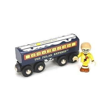 Amazon.com: BRIO Polar Express Hot Chocolate Car: Toys & Games