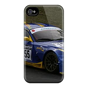 New Fashion Premium Tpu Cases Covers For Iphone 6 - Bmw Z4 24hr Le Mann Race Car