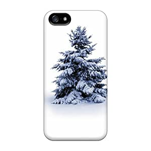 Special Design Back Little Fir Phone Case Cover For Iphone 5/5s