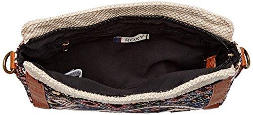 Roxy Folk Caramba, Poschette giorno donna nero Nero ( Antracite ) 39x4x47 cm (W x H x L)