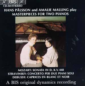 Hans Pålsson - Mozart Sonatas and Fantasias