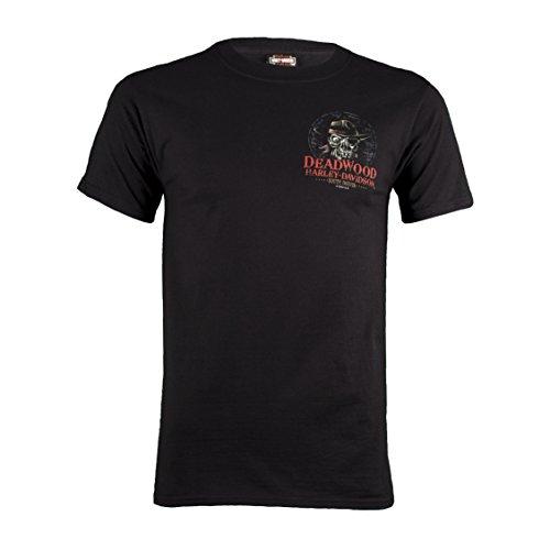 Harley-Davidson Deadwood Men's Dead Eye Jack T-Shirt (3XL)