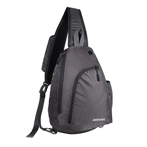 Price comparison product image Sling Bag,  CHERI Waterproof Backpack Crossbody Bag for Men Women Hiking Travel