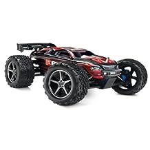 Traxxas (HRP) E-Revo 1/10 4WD Monster Truck with TQi 2.4 GHz Radio & TSM Toy