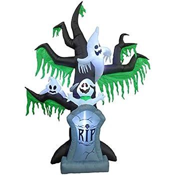 Amazon.com : Halloween Decorations 8' Tall Airblown