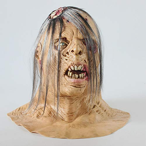 Costumes For The Theme Something Scary - Jeash Scary Mask Halloween Scary Mask