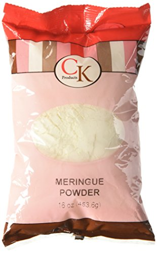 CK Products Meringue Powder, 1 Pound (Package may vary)