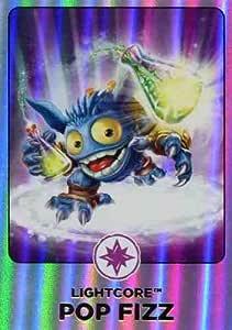 Skylanders Giants #161 Pop Fizz Rainbow Foil Trading Card [Toy]: Amazon.es: Juguetes y juegos