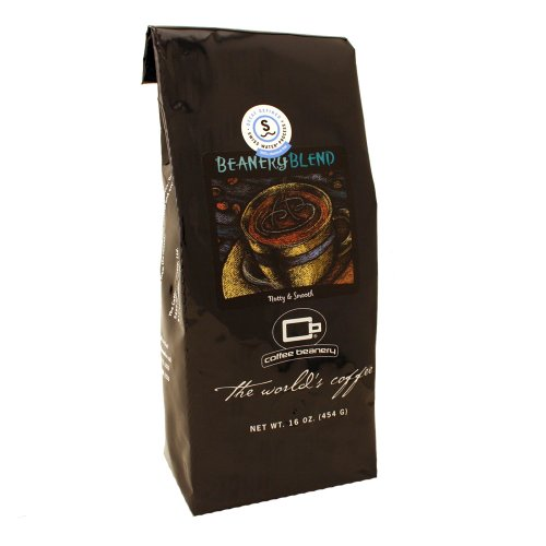 Coffee Beanery Beanery Blend Coffee SWP Decaf 16 oz. (Automatic Drip)