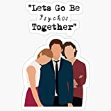 BeliNZStore The Perks of Being A WallFlower Stickers (3 Pcs/Pack)