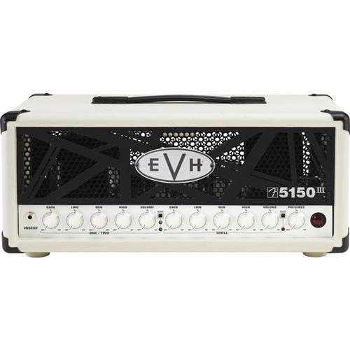 EVH 5150 III 50-watt Tube Head - Ivory by EVH