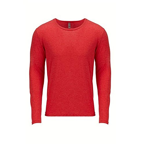 next-level-apparel-mens-crew-neck-rib-knit-jersey-l-vintage-red
