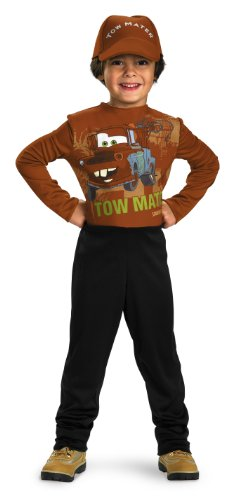 Tow Mater Child Costume -