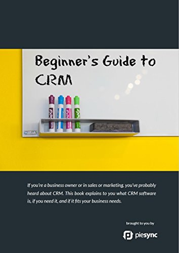 If you're a business owner or in sales or marketing, you've probably heard about CRM. But what does it really mean? And how do you know if you need it? This book explains to you what CRM software is, if you need it, and if it fits your business needs...