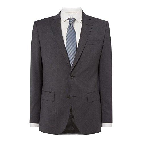 [ヒューゴボス] メンズ ジャケット&ブルゾン Slim Fit Plain Suit Jacket [並行輸入品] B078X97KP6 42 Regular