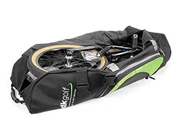 Amazon.com: dk Golf Vuelo bicicleta BMX Bolsa de viaje ...