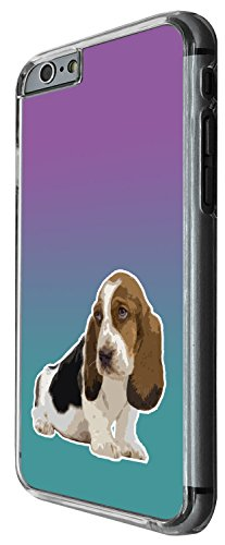 1507 - Cool Fun Trendy Cute dog hound pets collage animals kwaai Design iphone 5 5S Coque Fashion Trend Case Coque Protection Cover plastique et métal - Clear