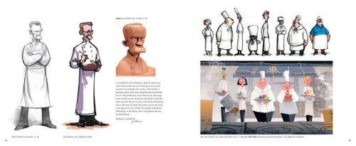 Character Design Jobs Toronto : Pixar concept art ratatouille pixshark images