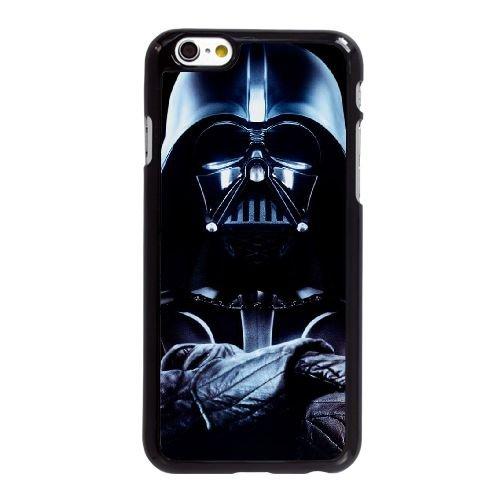 G3W59 Star Wars Darth Vader W4S5OR coque iPhone 6 Plus de 5,5 pouces cas de couverture de téléphone portable coque noire FO7NOH9EW