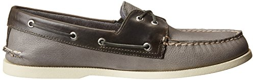 Sperry Top-Sider – Maglietta originale 2-Eye Boat Shoe Grey