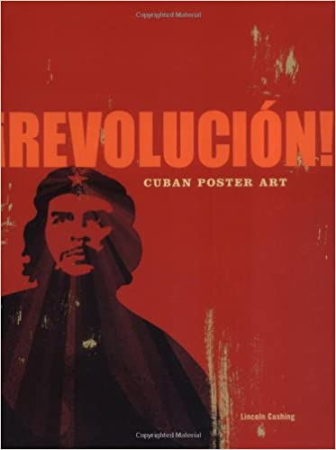 Book Revolucion!: Cuban Poster Art