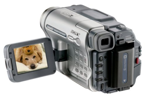 sony handycam trv260
