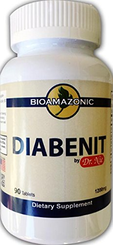 DIABENIT - Revertir Diabetes,Funcion Metabolica - Dr. NIE - Somos Natura - 120