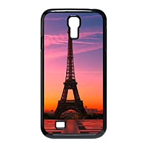 T-TGL(RQ) Custom Brand New Phone Case for Samsung Galaxy S4 I9500 Personalized Paris Tower Print case
