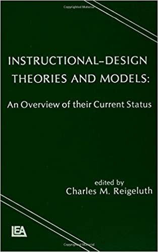 Instructional Design Theories And Models An Overview Of Their Current Status Reigeluth Charles M 9780898592757 Amazon Com Books