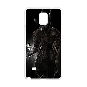 Dark Souls Samsung Galaxy Note 4 Cell Phone Case White present pp001_9584728