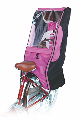 - MARUTO Pocktable Rain and Wind Cover for Child Bike Seat