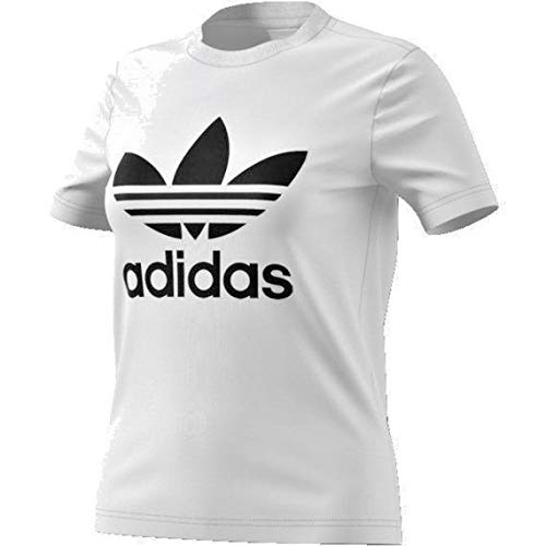 b390c52a9e adidas Trefoil Tee Maillot Femme: Amazon.fr: Sports et Loisirs