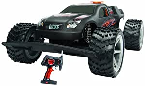 Dickie-Spielzeug 201119371 RC Nitro Power RTR - Todoterreno por control remoto a escala 1:12 en color negro [Importado de Alemania]
